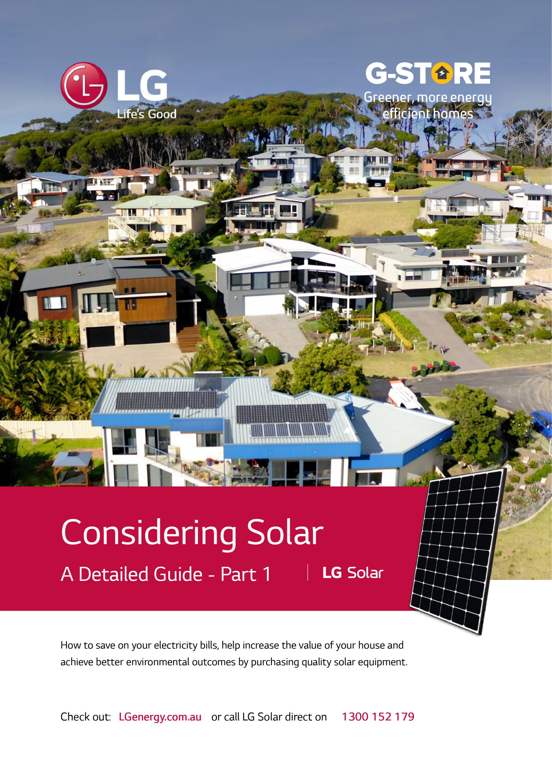 Beginners Guide to Solar Ebook Cover